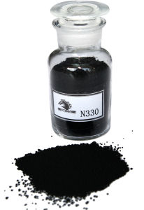 China Supplier of Wet Process Granule Black Carbon for Radial Tires (N330) pictures & photos