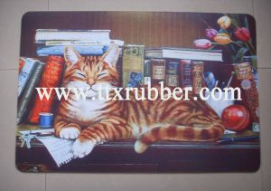 Rubber Kitchen Mat pictures & photos