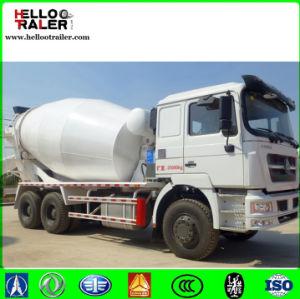 Sinotruk HOWO 6X4 8cbm 10cbm Cement Mixer Concrete Mixer Truck pictures & photos
