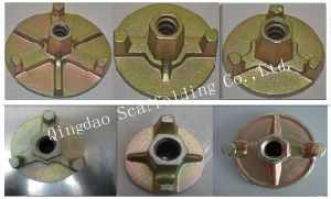 Cheap Edition Wing Nut/Tie Rod Formwork Accessories pictures & photos