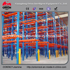 Industrial Warehouse Drive in Pallet Racking System