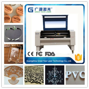 CNC Laser Cutting Engraving Machine with Ce Certification pictures & photos
