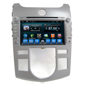 in Car DVD Player GPS Sat Nav for KIA Forte
