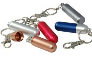 Metal Capsule USB Stick USB Flash Drive USB Key USB Pen Driver (DG-SZ065)