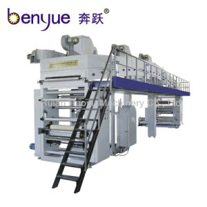 Tb-1000 Aluminum Foil Coloring Coating Machine