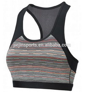 High Quality Performance Padded OEM Sports Bra for Women pictures & photos