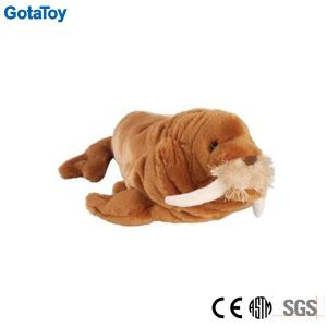 Custom Plush Walrus Stuffed Toy Soft Toy pictures & photos