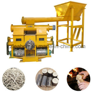 Piston Type Biomass Solid Fuel Wood Briquettes Machine pictures & photos