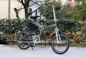 Retro Lithium Battery City E Bike Motorbike Electric Bike pictures & photos