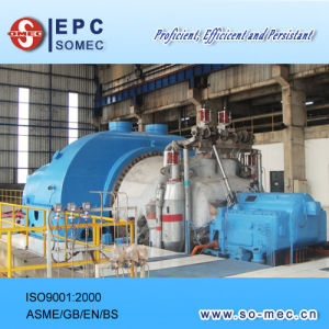 High Efficiency Back Pressure Type Steam Turbine Generator pictures & photos
