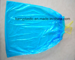 Strong Carry HDPE Refuse Sack Waste Bags with Drawtape pictures & photos