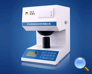 Ht-0529 Hiprove Brand Paper Testing Instrument Zb-B Whiteness Tester pictures & photos