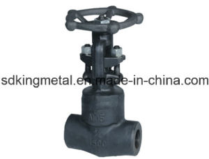 API 800lbs NPT Forged Steel Globe Valve pictures & photos