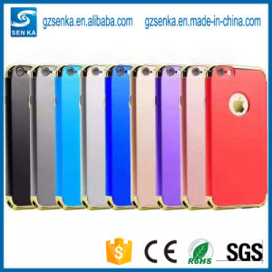 Drop Resistance Electroplating PC Hard Phone Case for iPhone 7 pictures & photos