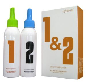 Plant Enzyme Perm for Damaged Hair Only