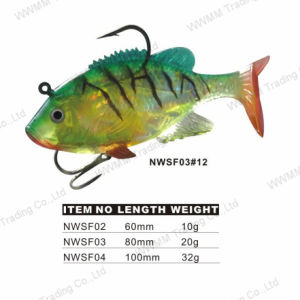 Sunfish Shape Lead Fish Fishing Lure (NWSF) pictures & photos
