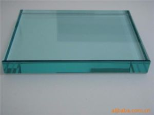 High Quality Clear Float Glass with CCC Certificate (JINBO) pictures & photos