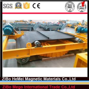 Belt Type Oil Forced Circulation Self-Cleaning Electro Magnetic Separator pictures & photos