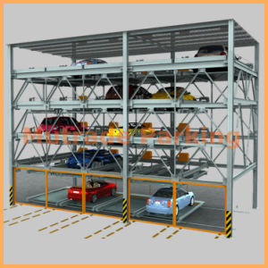 High Quality CE Pjs Auto Parking System (BDP) pictures & photos