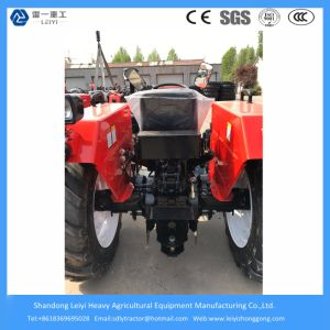 Multi-Fuction Agricultural 40HP Farm/Garden/Compact/Mini/Small/Lawn Tractor 4 Wheel Drive pictures & photos