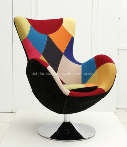 Patchwork Restaurant Leisure Chair (Swivel) pictures & photos