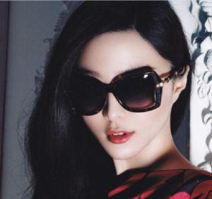 Polarizing Lens of Glasses Eyes From Shenzhen Factory Authentic Sunglasses Tide Female Big Glasses