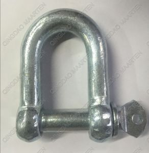 Forging JIS Type Large Dee Shackle pictures & photos