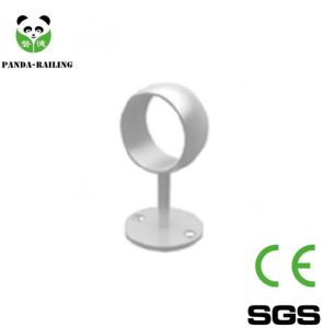 Stainless Steel Handrail Fitting Round Tube Post Support Wall Support pictures & photos