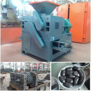 Low Cost Coal and Charcoal Briquette Machine/Charcoal Ball Press Machine