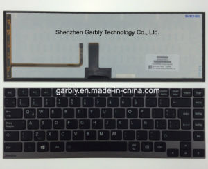 for Toshiba (U700, U800, U840, U920T, U900, U835, U800W) Keyboard for Sp/La Laptop pictures & photos