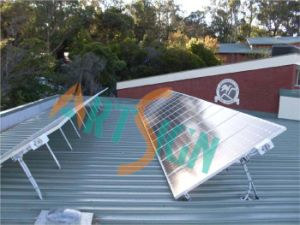 Solar Roof Mounting System- Metal Roof pictures & photos