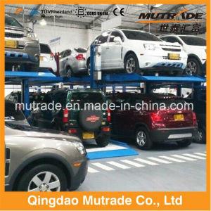 CE Garage Car Dealer 2 Deck Car Parking Lift pictures & photos