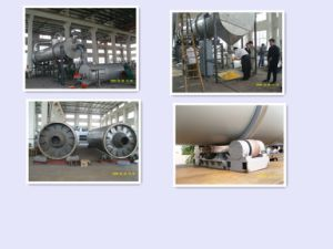 Sawdust Dedicated Rotary Drum Drier pictures & photos
