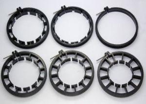 Set 6 Lens Gear Ring for Follow Focus Mod 0.8, 55~115mm Rig 5D2 60d