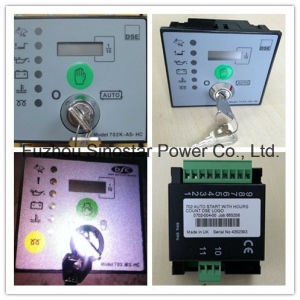 UK Deepsea Dse702 Manual & Auto Start Control Module