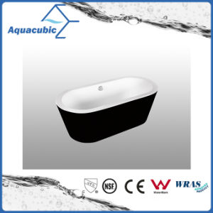 American Standard Acrylic Freestanding Bathtub (AB6101B) pictures & photos