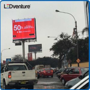 Outdoor Full Color LED Display Billboard for Advertising Media Solution pictures & photos