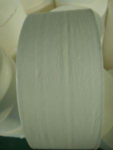 Flower Pattern Emboss Jumbo Roll Tissue, Virgin Pulp Tissue Paper, Premium Quality pictures & photos