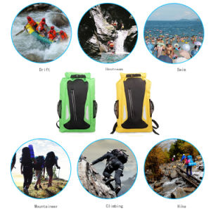 25L Waterproof Backpack Dry Sack Double Strap pictures & photos