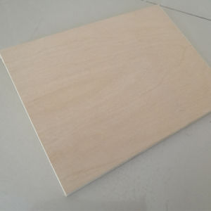 Full Birch Plywood E1 Glue 4*8 pictures & photos
