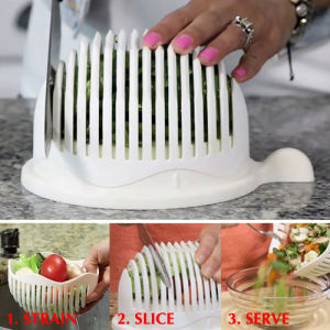 Salad Maker, Salad Slicer Bowl, Salad Cutter pictures & photos