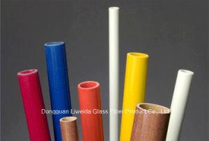 Reinforced Heat Resistance Pultruded GRP FRP Fiberglass Pipe/Pole/Tube