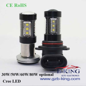 Black King Kong Series 30-80watts CREE LED Fog Light pictures & photos