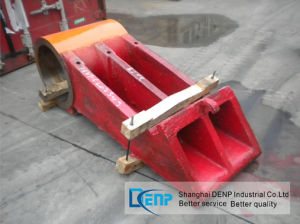 Best Quality Jaw Crusher Spare Parts Movable Jaw pictures & photos