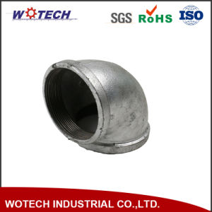 OEM Aluminum Sand Casting Pipe for Industrial pictures & photos