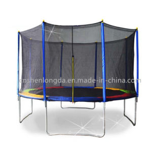 Multicolor Bungee Trampoline with External pictures & photos