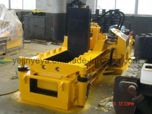Ydq-100A Hydraulic Aluminum Cans Press Machine (forward-out bale) pictures & photos