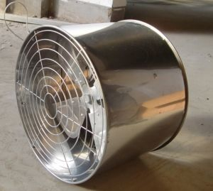 Air Circulation Axial Blower Fan for Greenhouse/Poultry/Industrial pictures & photos