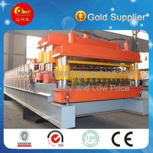 Metal Corrugated Roof Roll Forming Machine Line pictures & photos