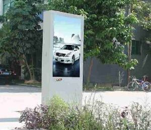 70 Inch LCD Display for Advertising pictures & photos